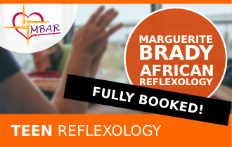 Teenager Reflexology starting 6th April 2019. Reserve now.